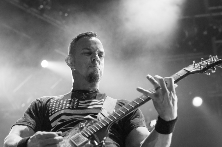 "Mark Tremonti on his latest release ""Dust"""