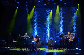 FORT LAUDERDALE, FL - APRIL 14: Steve Hackett performs at The Parker Playhouse on April 14, 2016 in Fort Lauderdale Florida. Credit Larry Marano © 2016