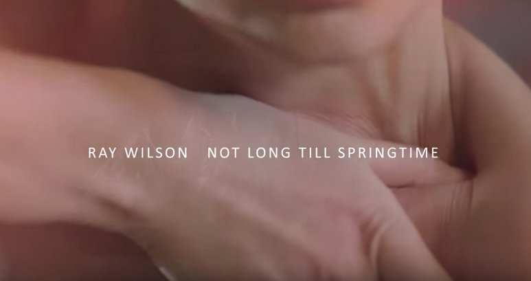 Ray Wilson launches video for new album