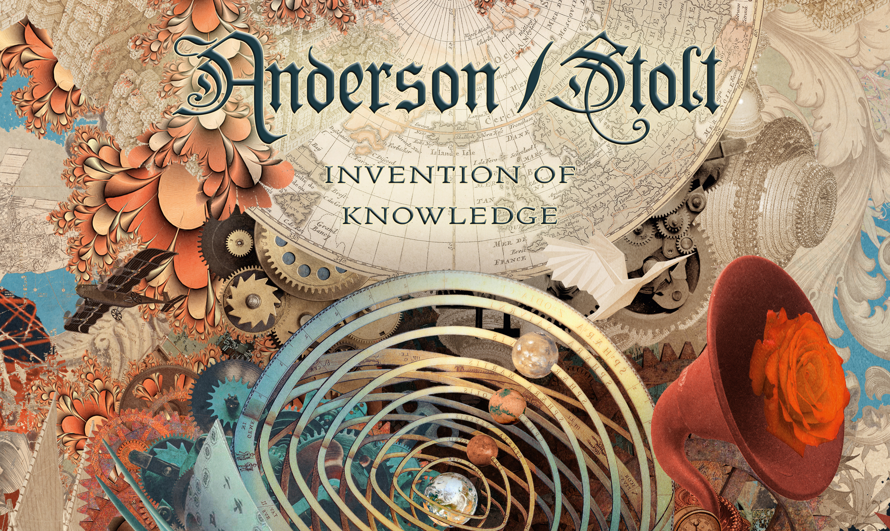 Anderson/Stolt release 2nd trailer for upcoming album