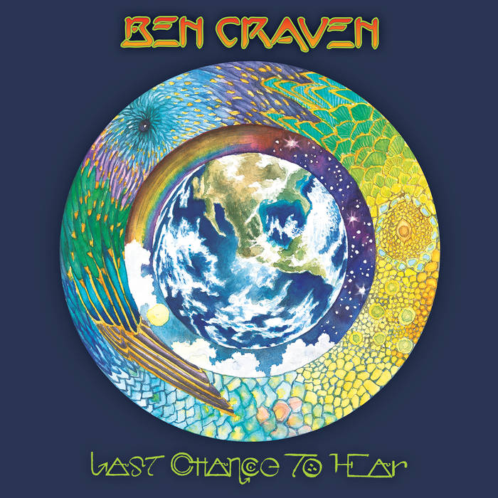 Ben Craven – Last Chance To Hear (Album Review)