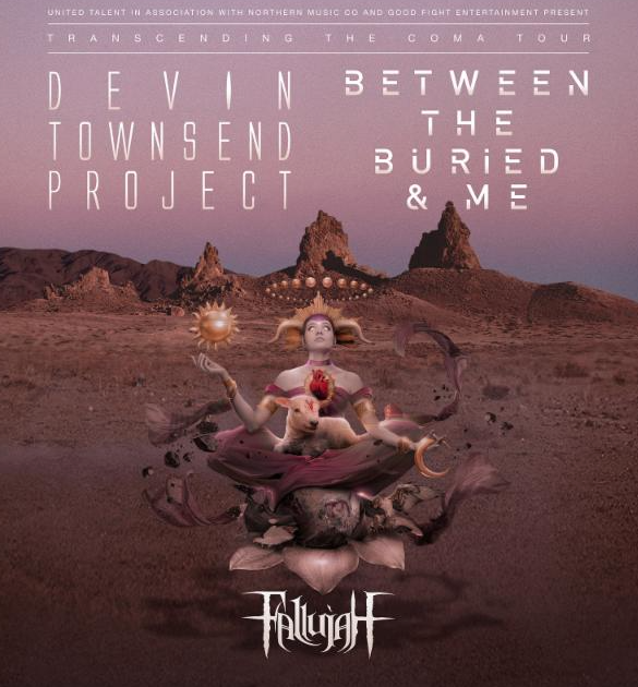 Devin Townsend announces new album and tour with BTBAM