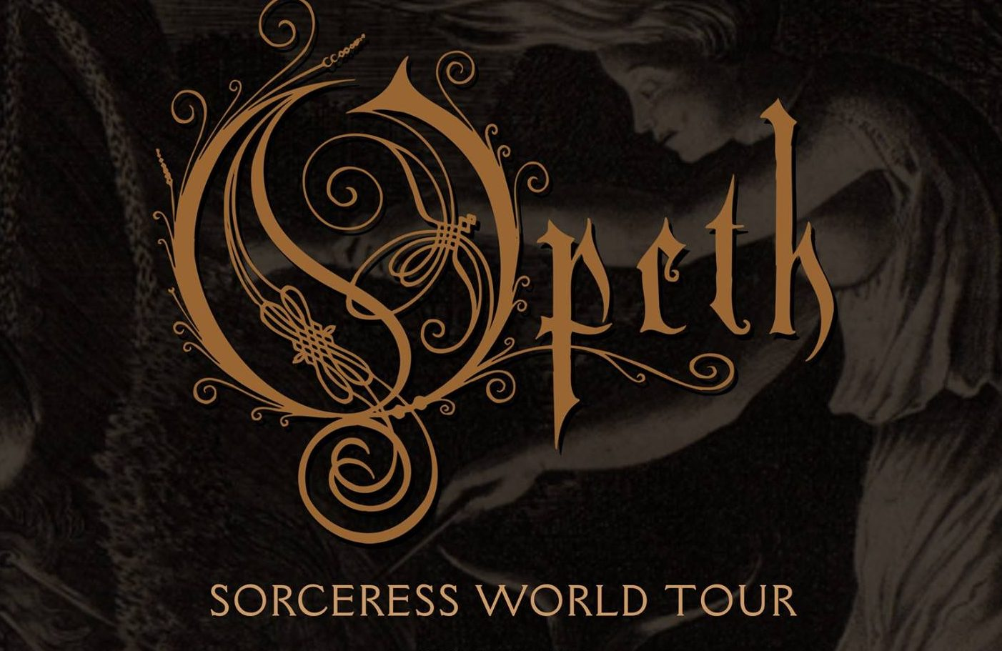 Opeth announce new North American Tour