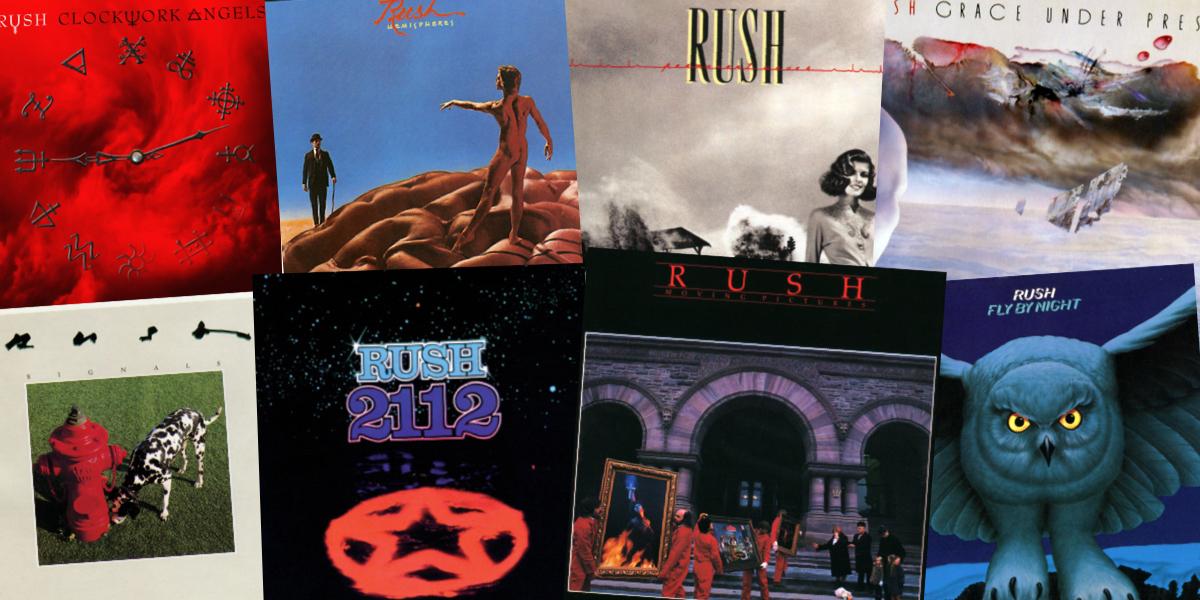 Prog Report Ranking – Rush
