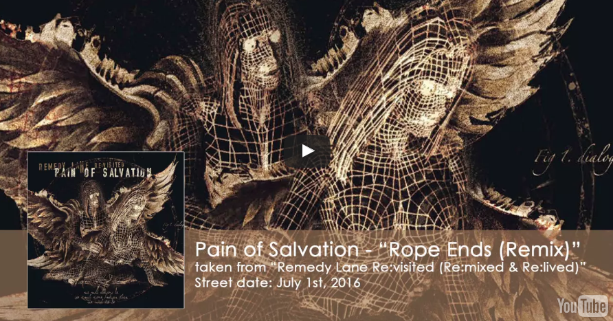 "Pain of Salvation release track from ""Remedy Lane Re:visited (Re:mixed & Re:lived)"""