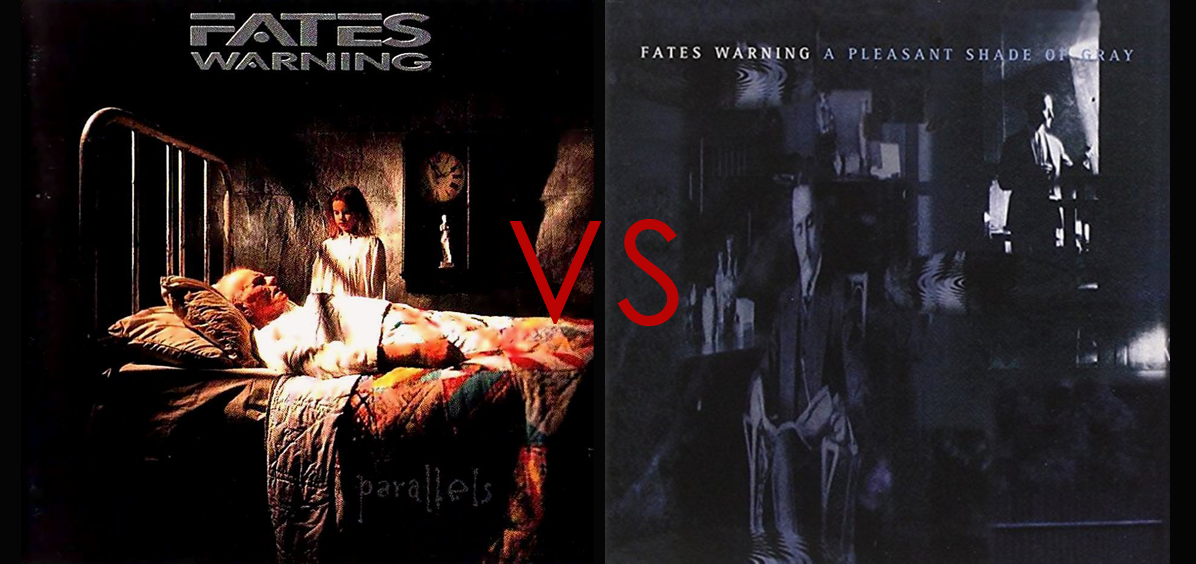 Album vs Album: Fates Warning
