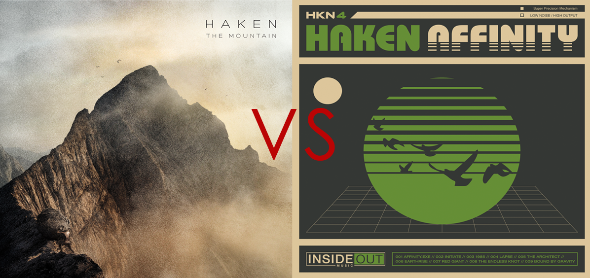 Album vs Album: Haken