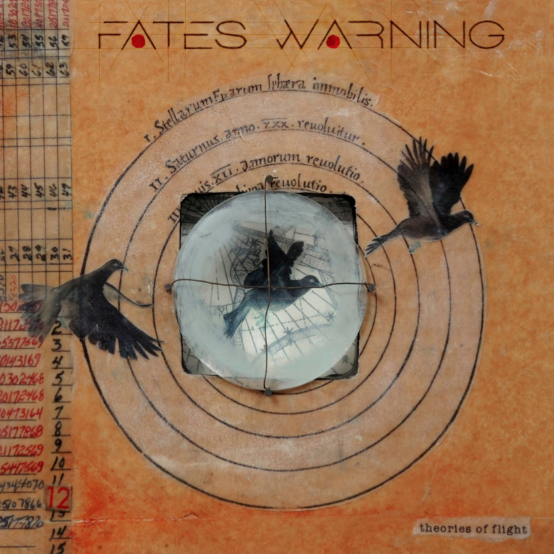 Fates Warning – 'Theories of Flight' (Album Review)