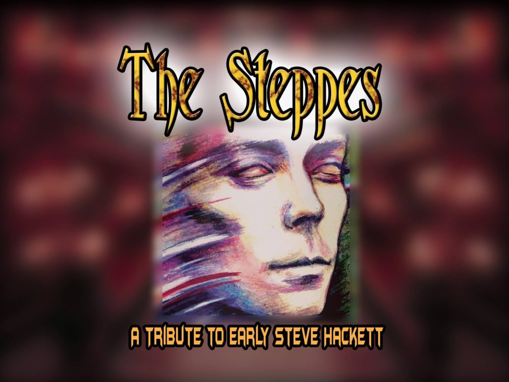 Randy George announces new Steve Hackett tribute project The Steppes