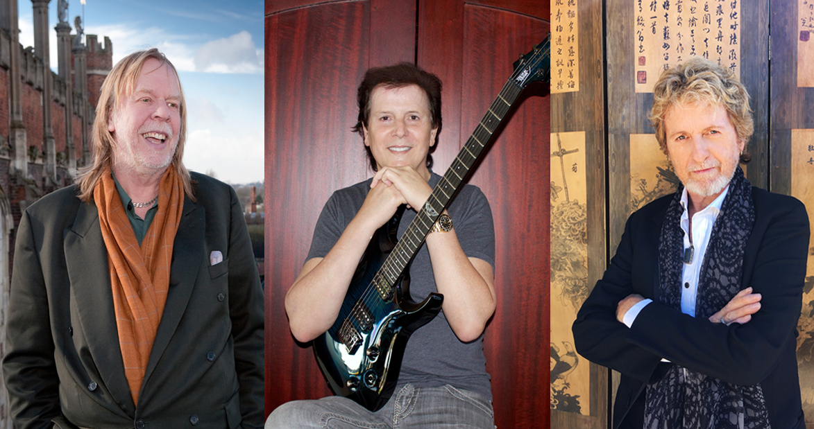 ARW (Anderson, Rabin and Wakeman) announce band for upcoming tour