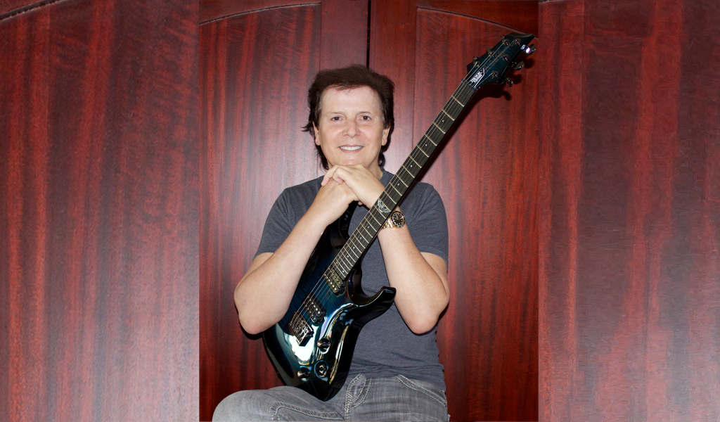 Trevor Rabin Interview