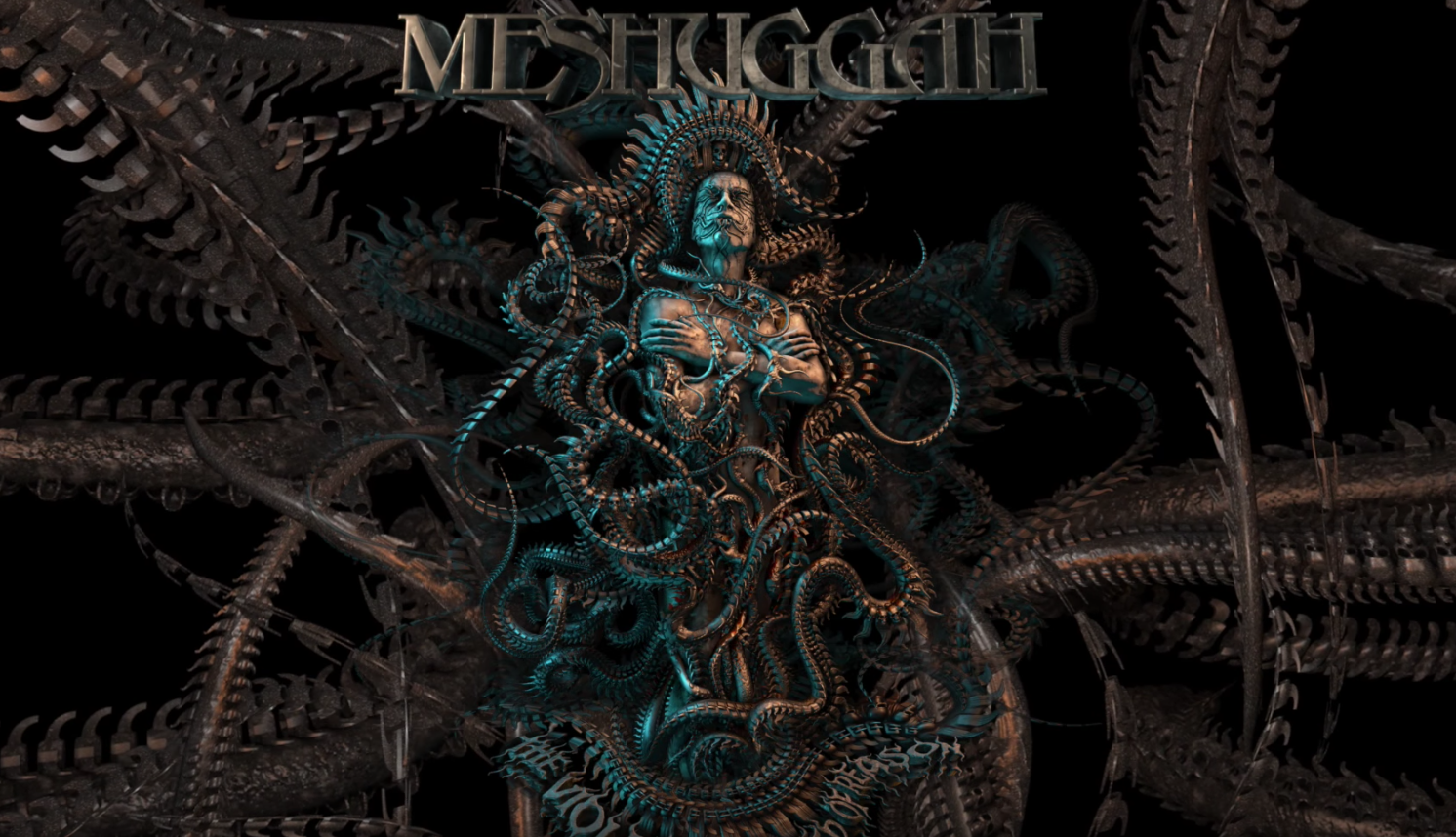 Meshuggah announce new album, 'The Violent Sleep Of Reason'