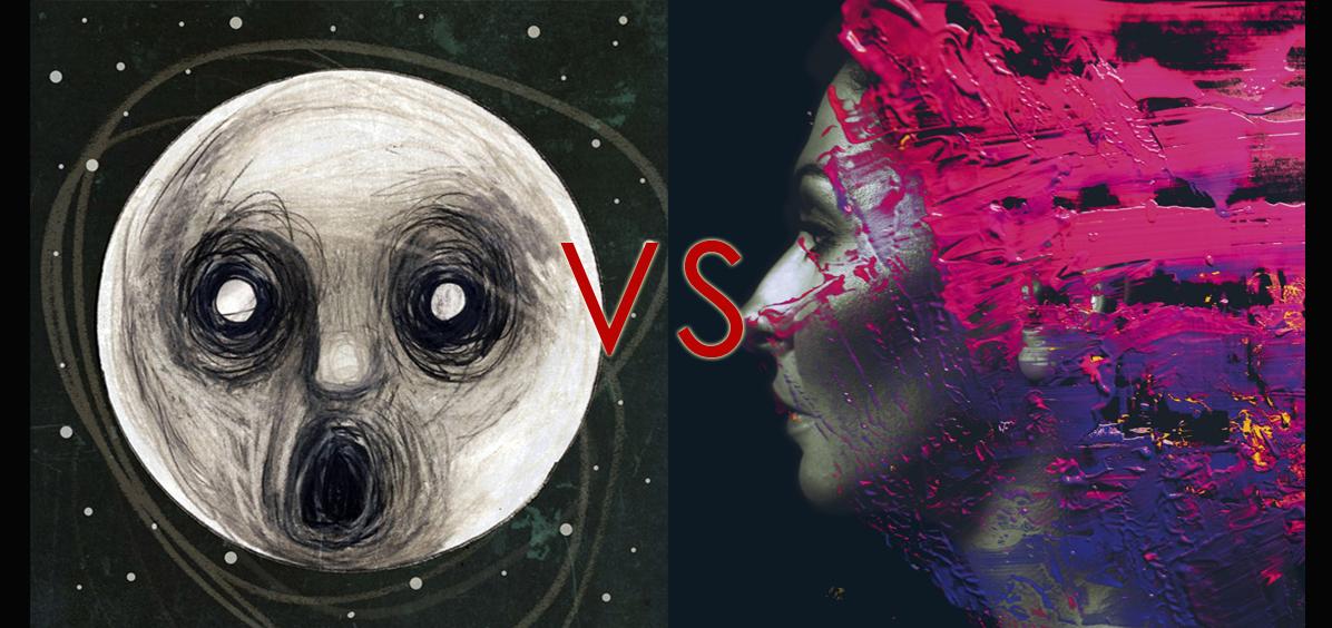 Album vs. Album – Steven Wilson