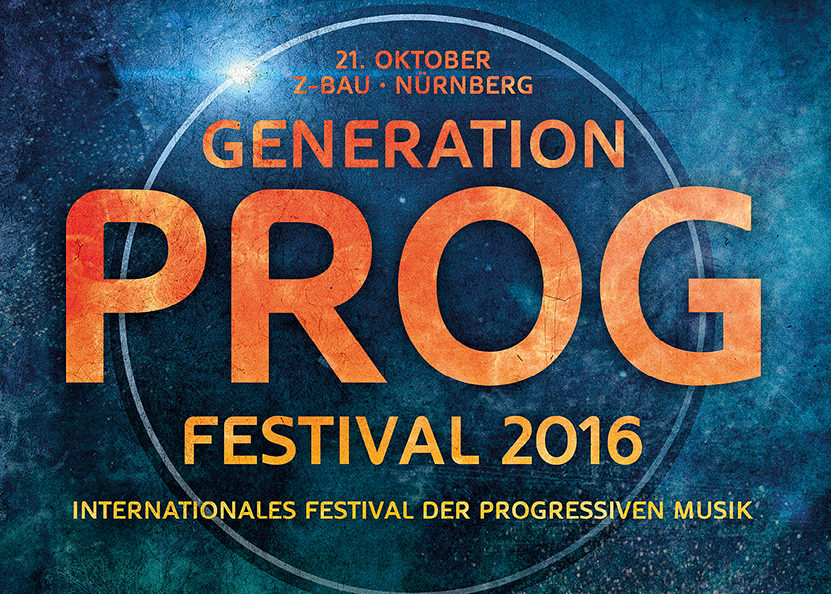 Haken and Daniel Gildenlöw to headline Generation Prog Festival 2016