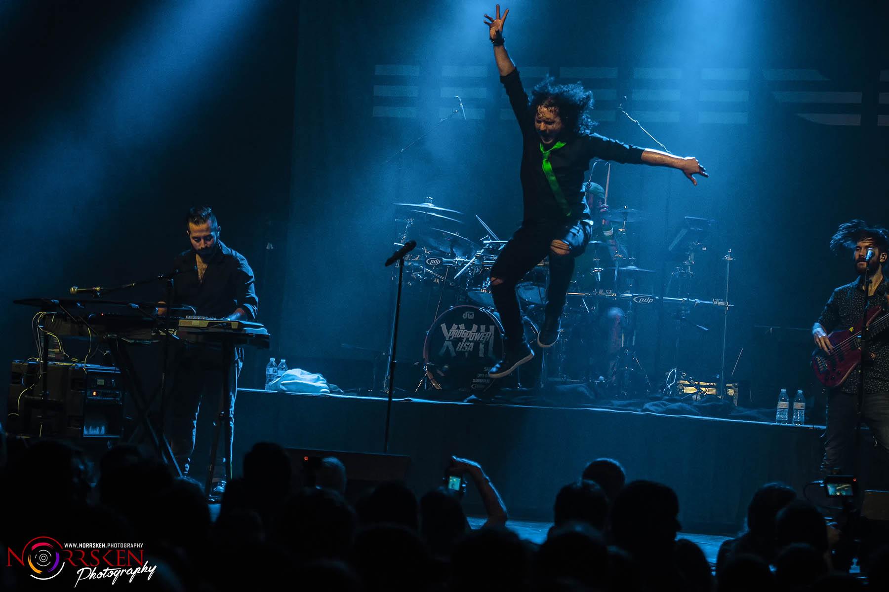 Concert Review: Haken at ProgPower USA VXII, 9-10-16