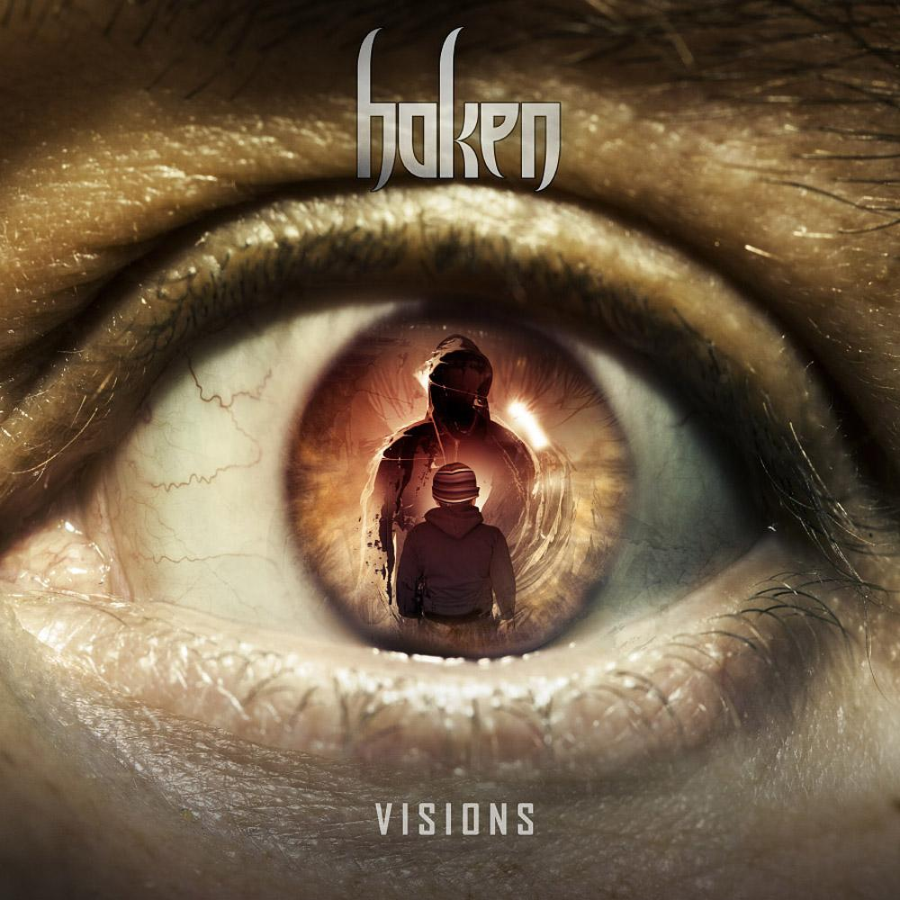 Haken release their sophomore album 'Visions' 5 years ago
