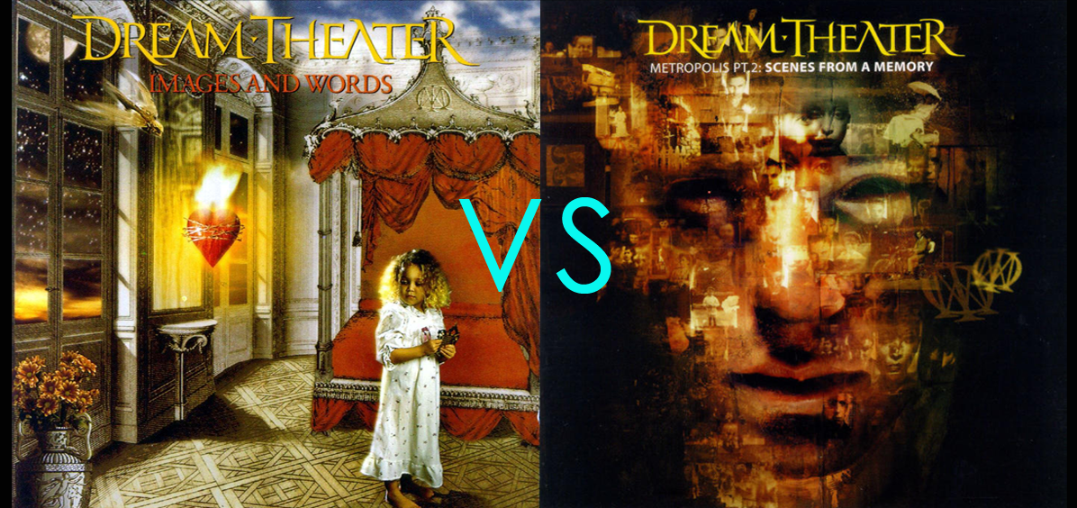 Album vs Album: Dream Theater