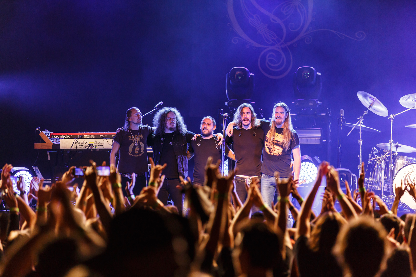 Concert Review: Opeth in Tempe, AZ, 10-19-16