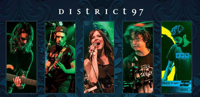 District 97 – Cruise to the Edge 2017 Artist Feature #5