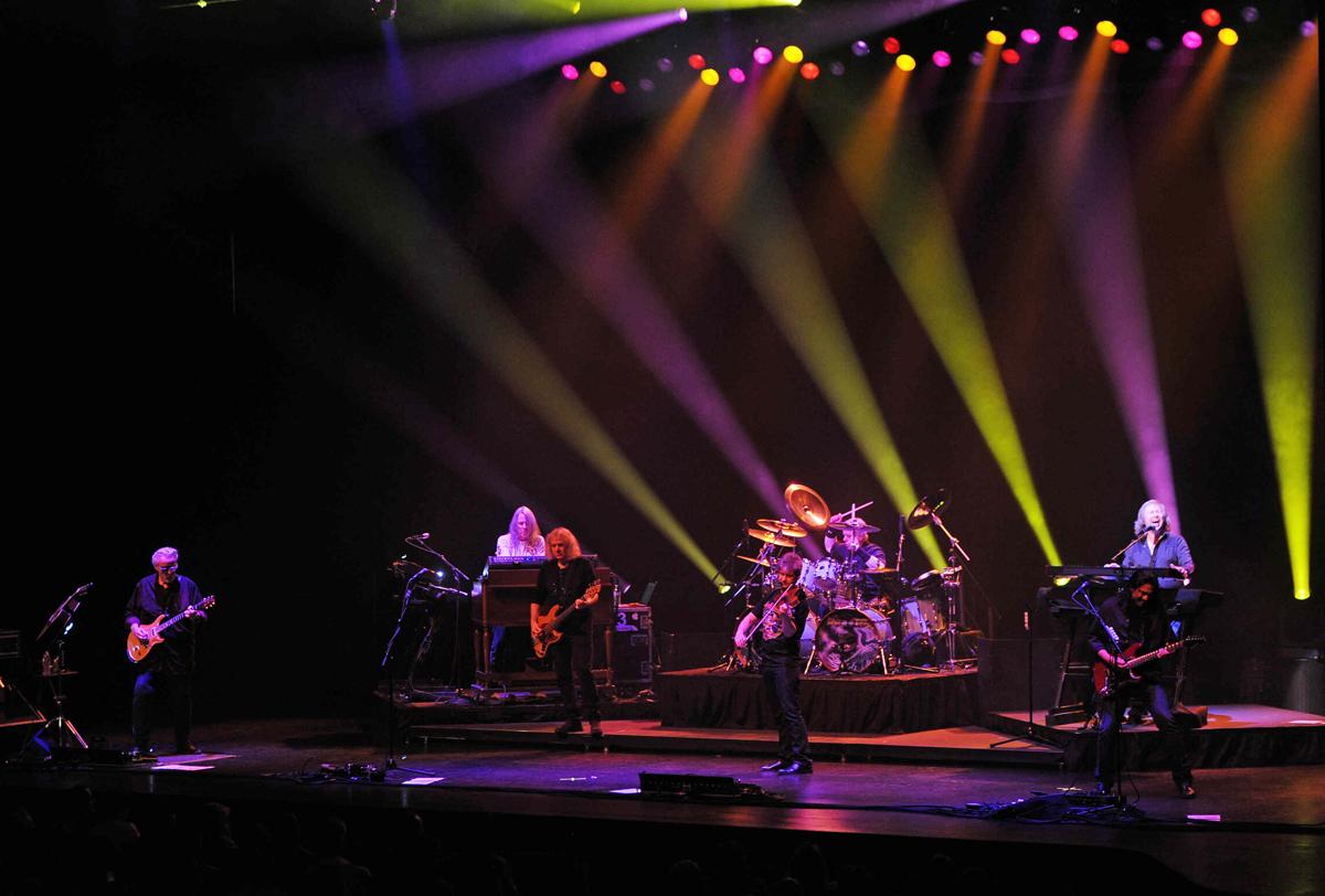 Concert Review: Kansas in Ft. Lauderdale, FL 11-12-16