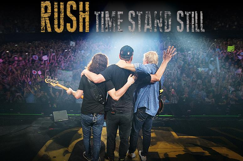 Rush – Time Stand Still (Movie Review)