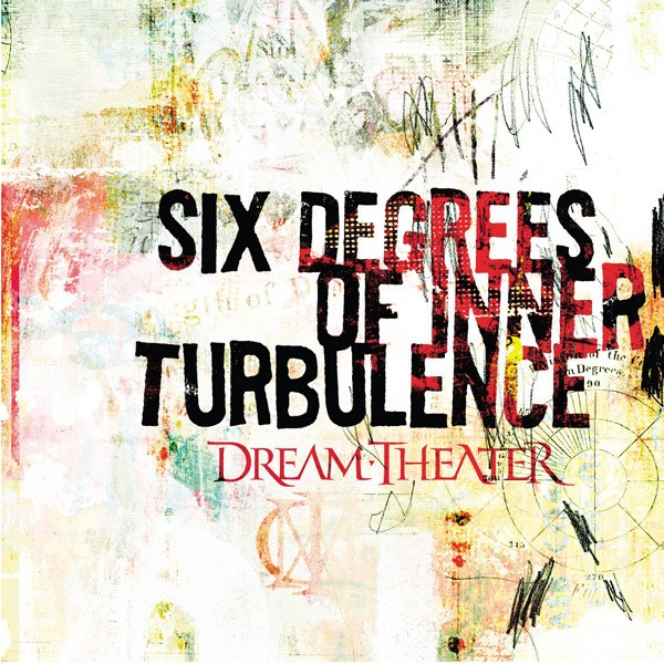 Dream Theater release the ambitious Six Degrees of Inner Turbulence 15 years ago