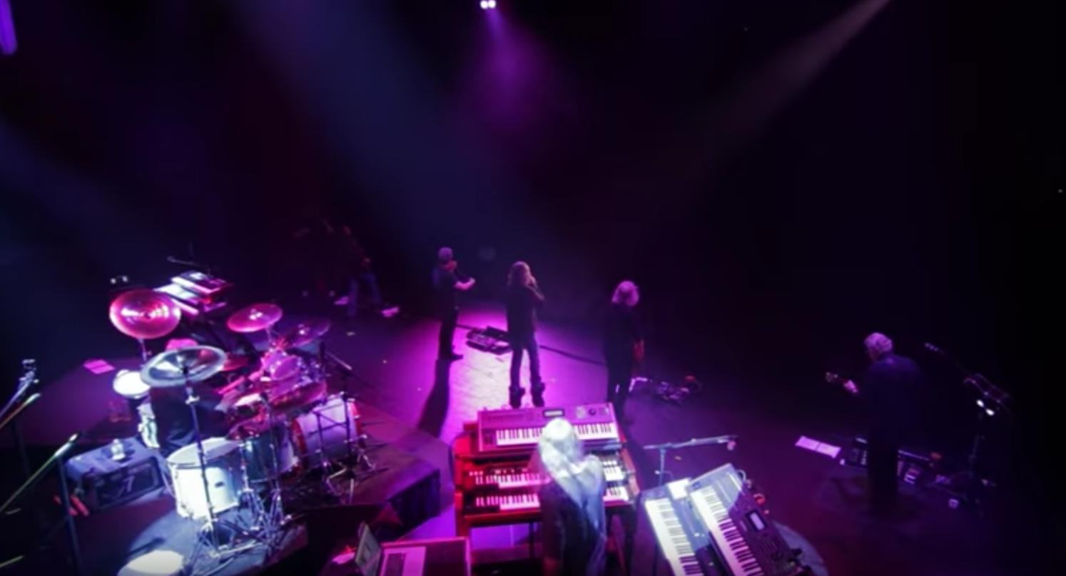 "Kansas – ""Rhythm in the Spirit"" (Official Video)"