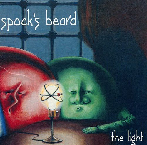 Spock's Beard debut 'The Light' in Jan of 1995