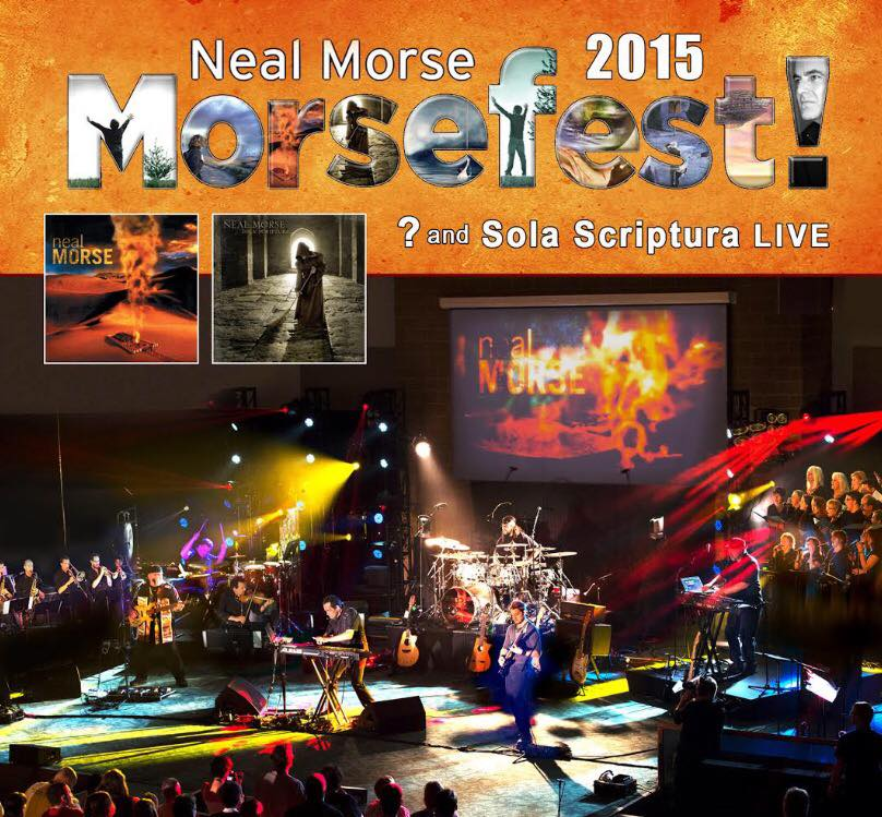 Morsefest 2015 Live DVD/Blu-Ray Review