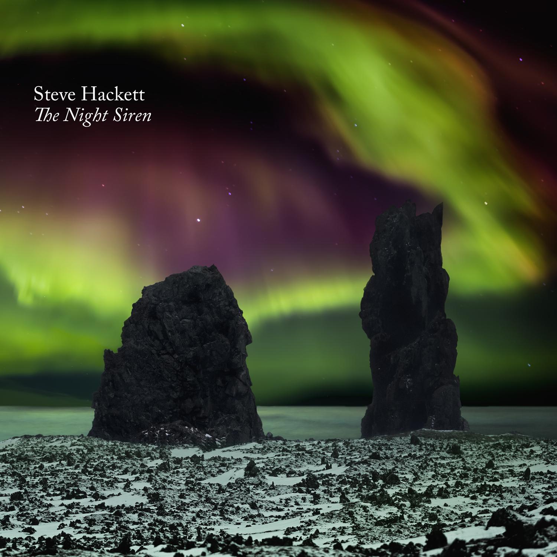 Steve Hackett – The Night Siren (Album Review)