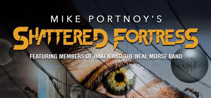 Mike Portnoy announces final US date for The Shattered Fortress
