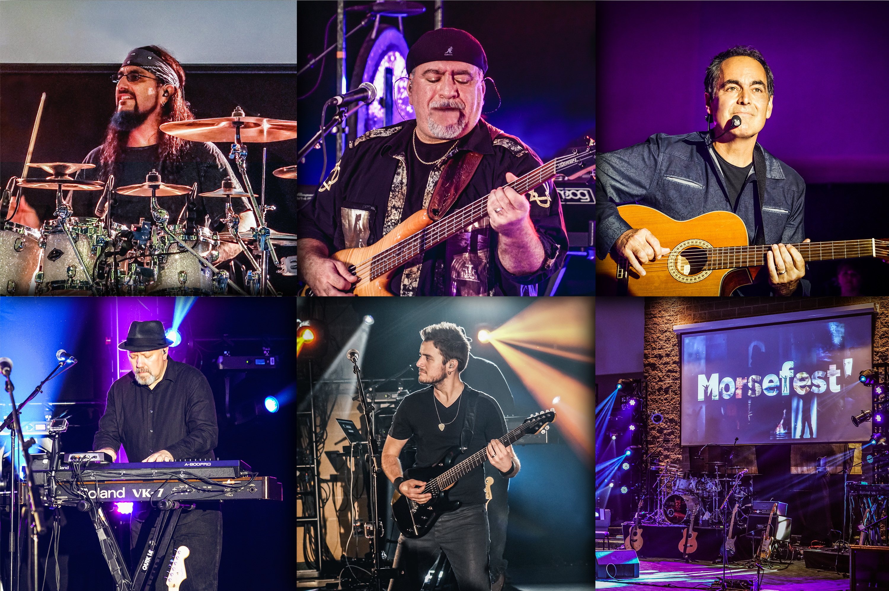 Neal Morse Band – The Grand Experiment (Live Video from Morsefest 2015)