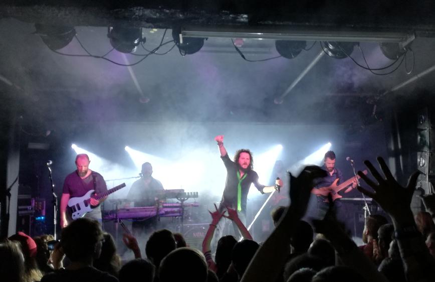 Concert Review: Haken in Manchester, UK 3-24-17