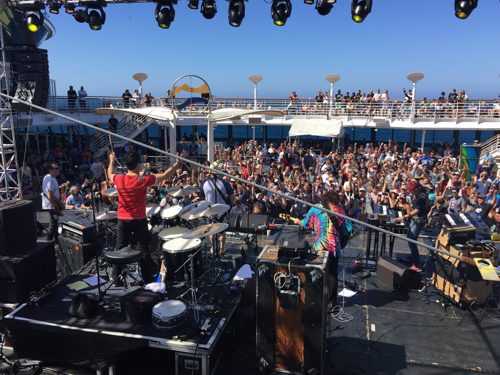 Nick D'Virgilio to play on Spock's Beard's next album