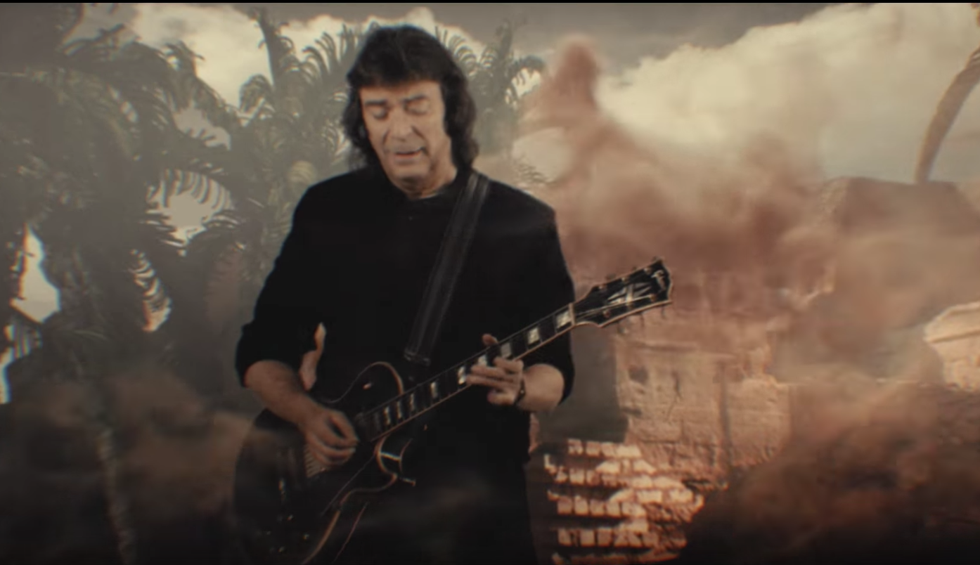 "Steve Hackett – ""Behind the Smoke"" (Official Video)"