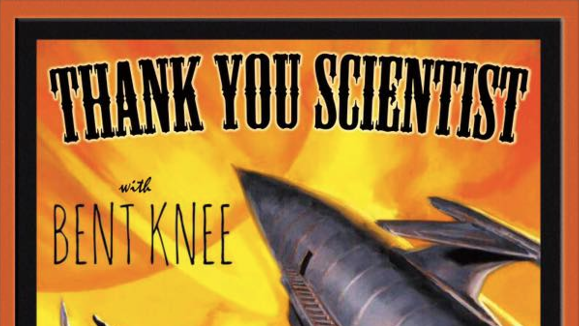 Thank You Scientist tour dates with Bent Knee announced