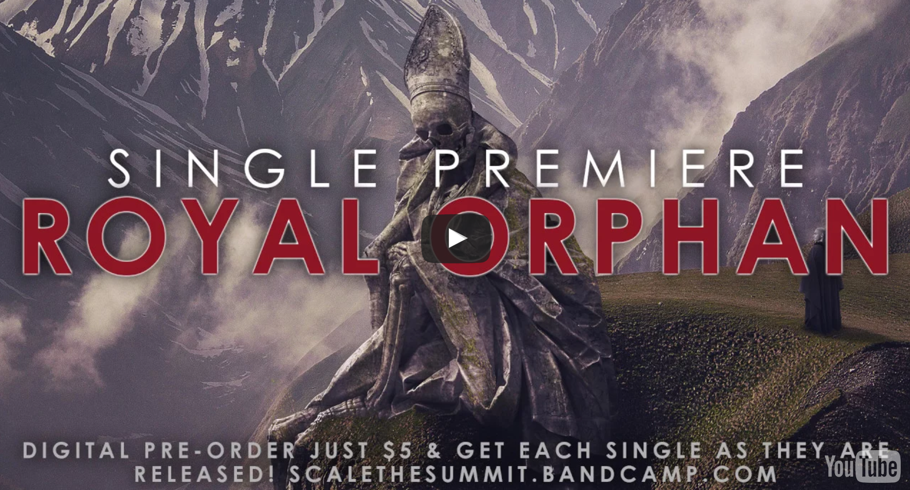 "Scale the Summit – ""Royal Orphan"" (Official Audio)"