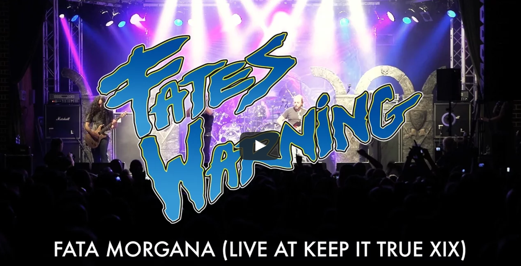 Fates Warning reveals details for 'Awaken the Guardian Live' DVD/Blu-ray