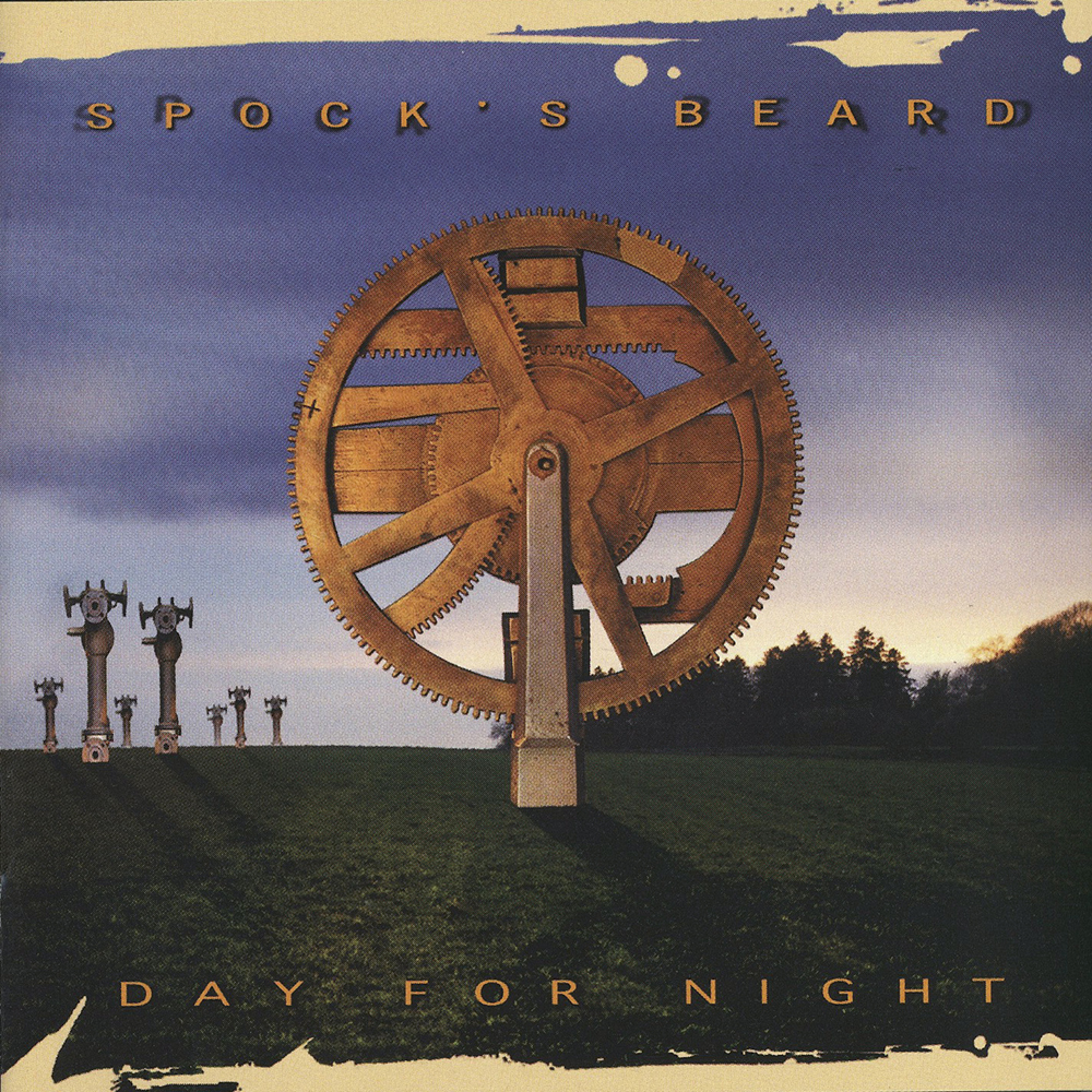 Spock's Beard's 4th album Day For Night released 18 years ago