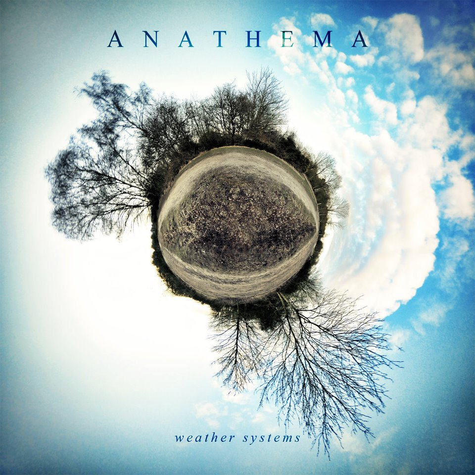 Anathema release 'Weather Systems' 5 years ago