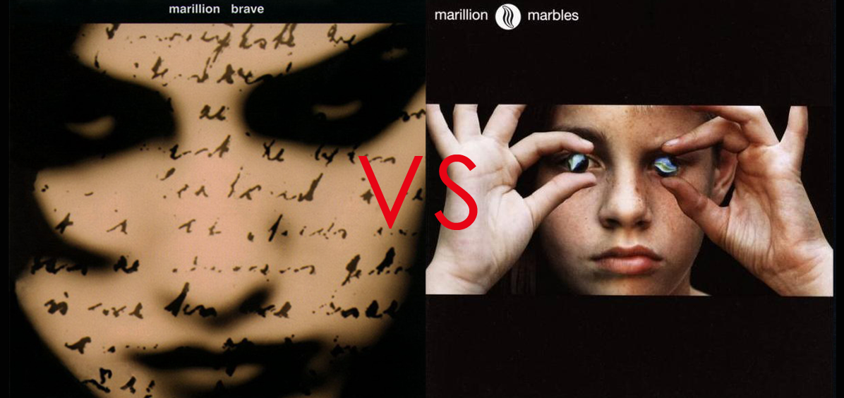 Album vs. Album: Marillion