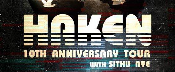 Haken announce North American headline tour