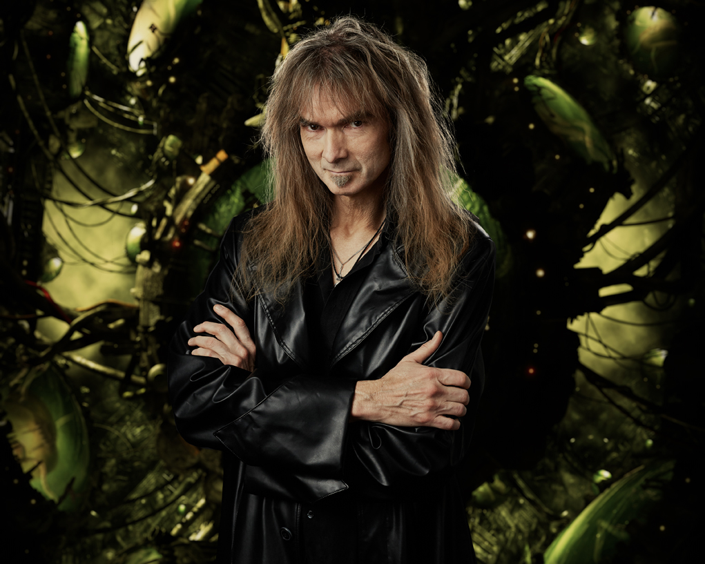 Arjen Lucassen Interview (Ayreon-The Source)