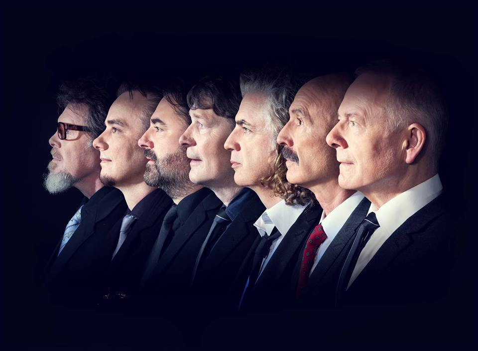 "King Crimson To Tour North America Summer 2017 In Support of Forthcoming Live EP ""Heroes"""