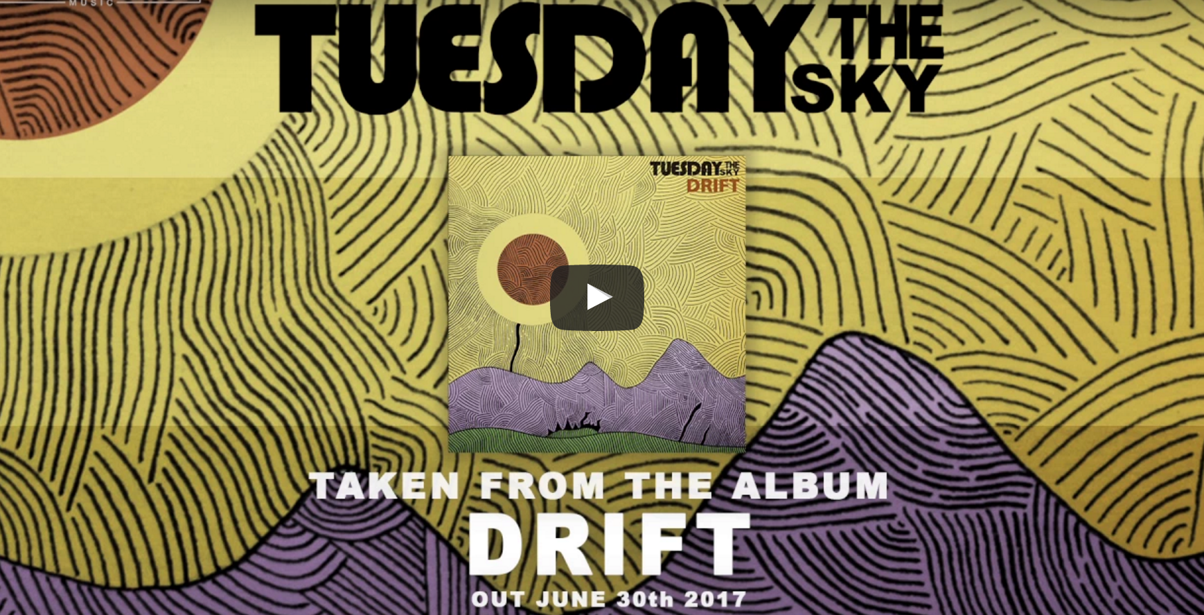 Jim Matheos' new project Tuesday The Sky debut first song off debut album
