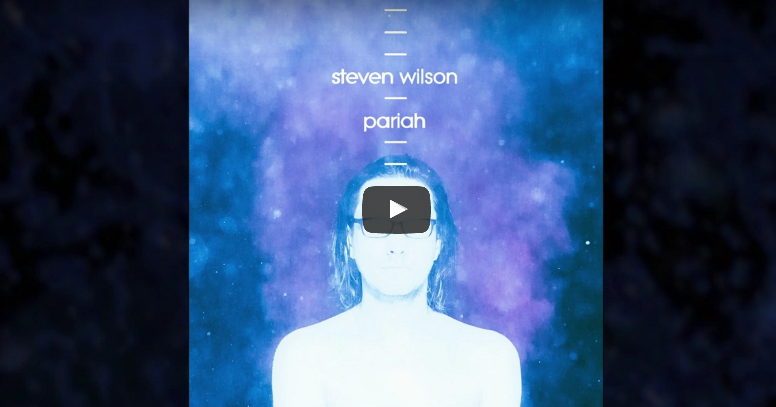 "Hear the new track from Steven Wilson – ""Pariah"" featuring Ninet Tayeb"