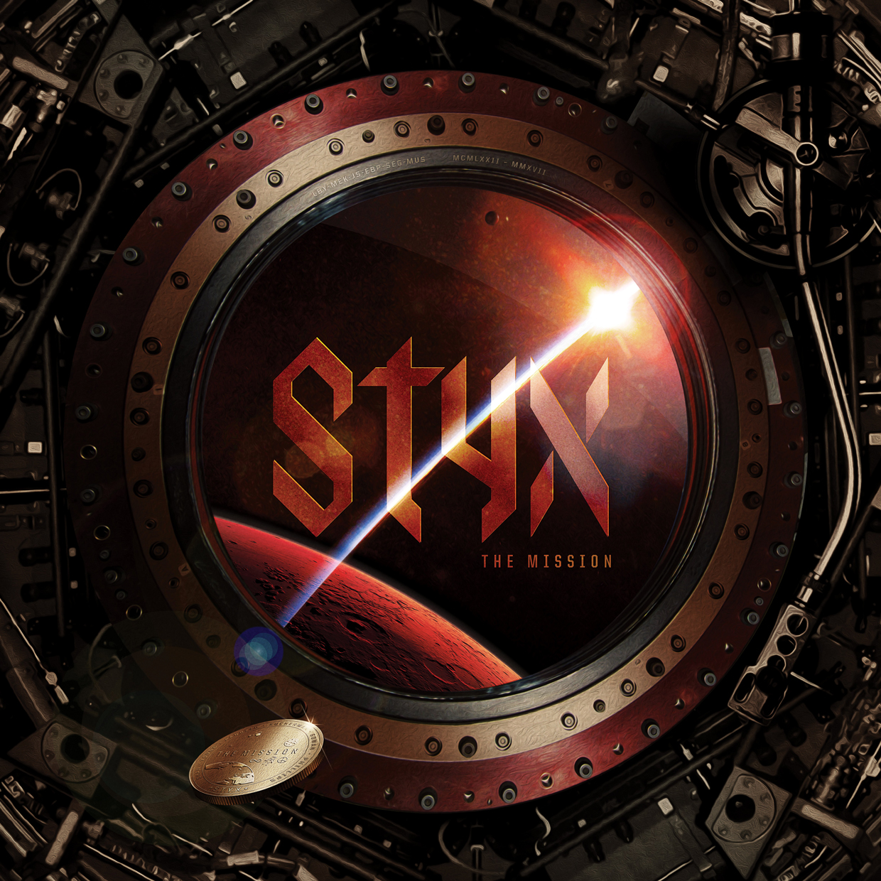 Styx – The Mission (Album Review)