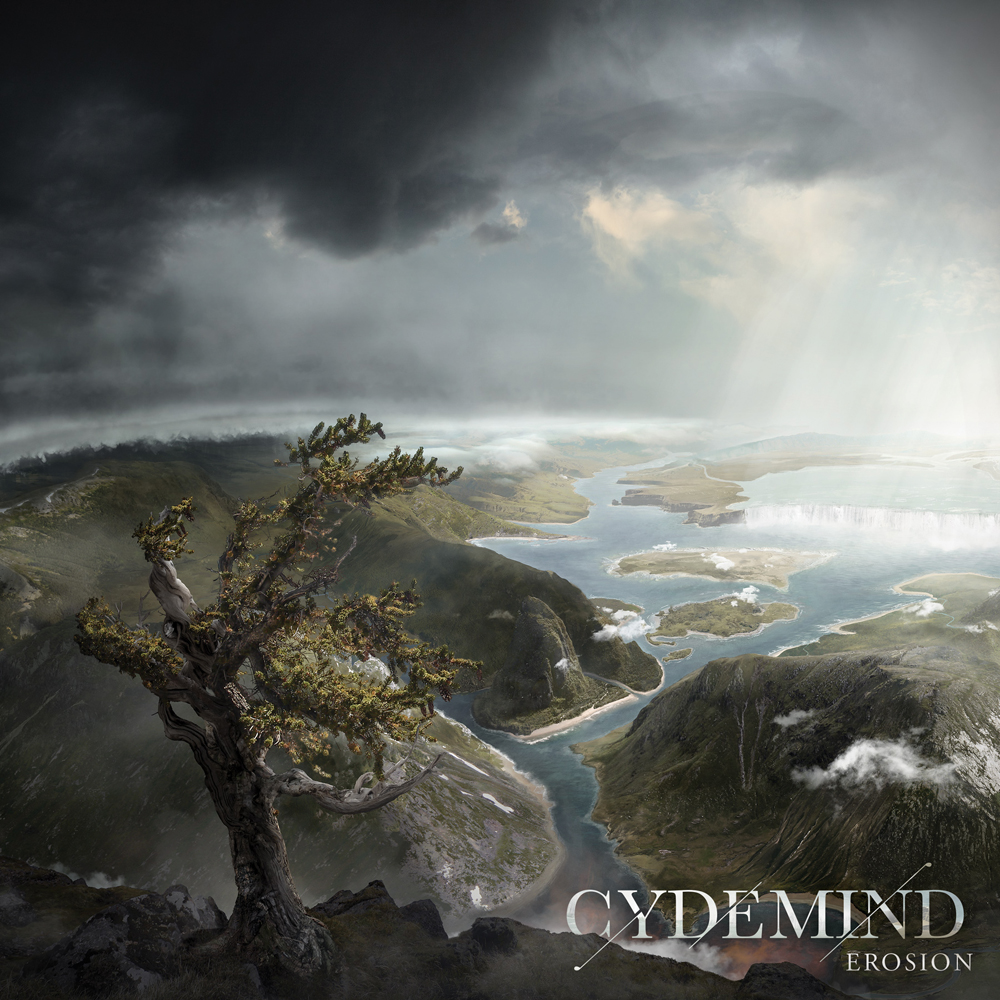 Cydemind stream their new album 'Erosion'