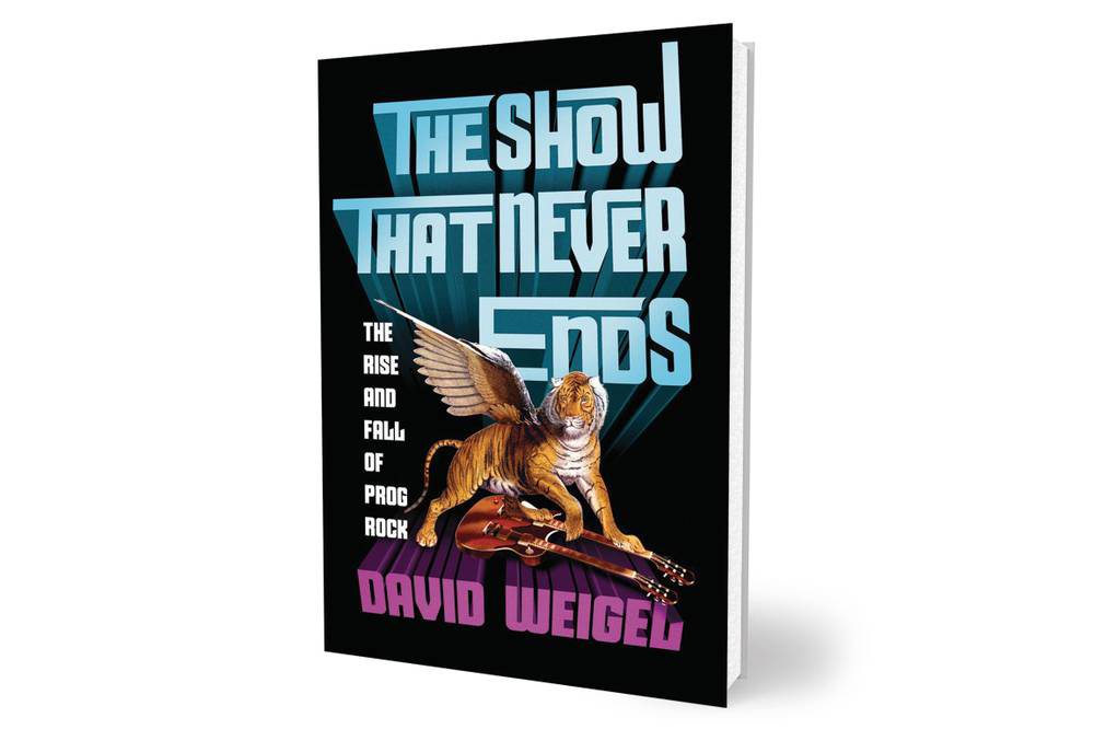 """""""The Show That Never Ends"""", new book that documents history of Prog"""