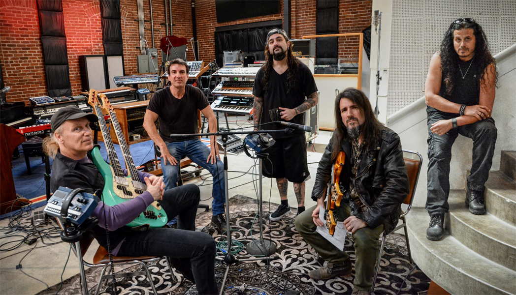 Mike Portnoy and Derek Sherinian reveal new band Sons of Apollo